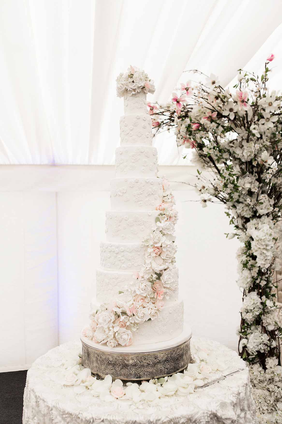 8 Tier Wedding Cake Design - 5000+ Simple Wedding Cakes