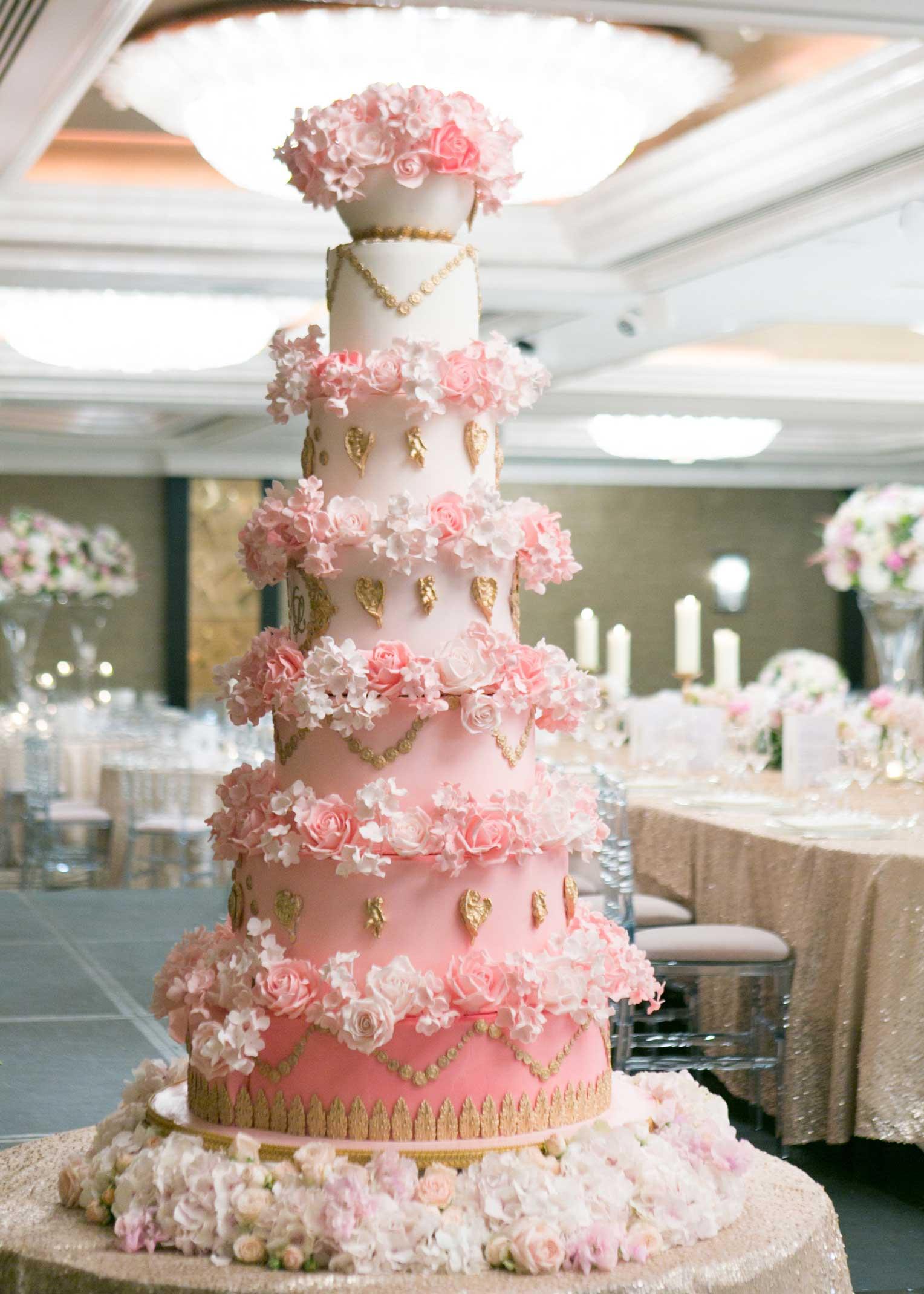 Marie Antionette Wedding Cakes Masterpiece Elizabeth S