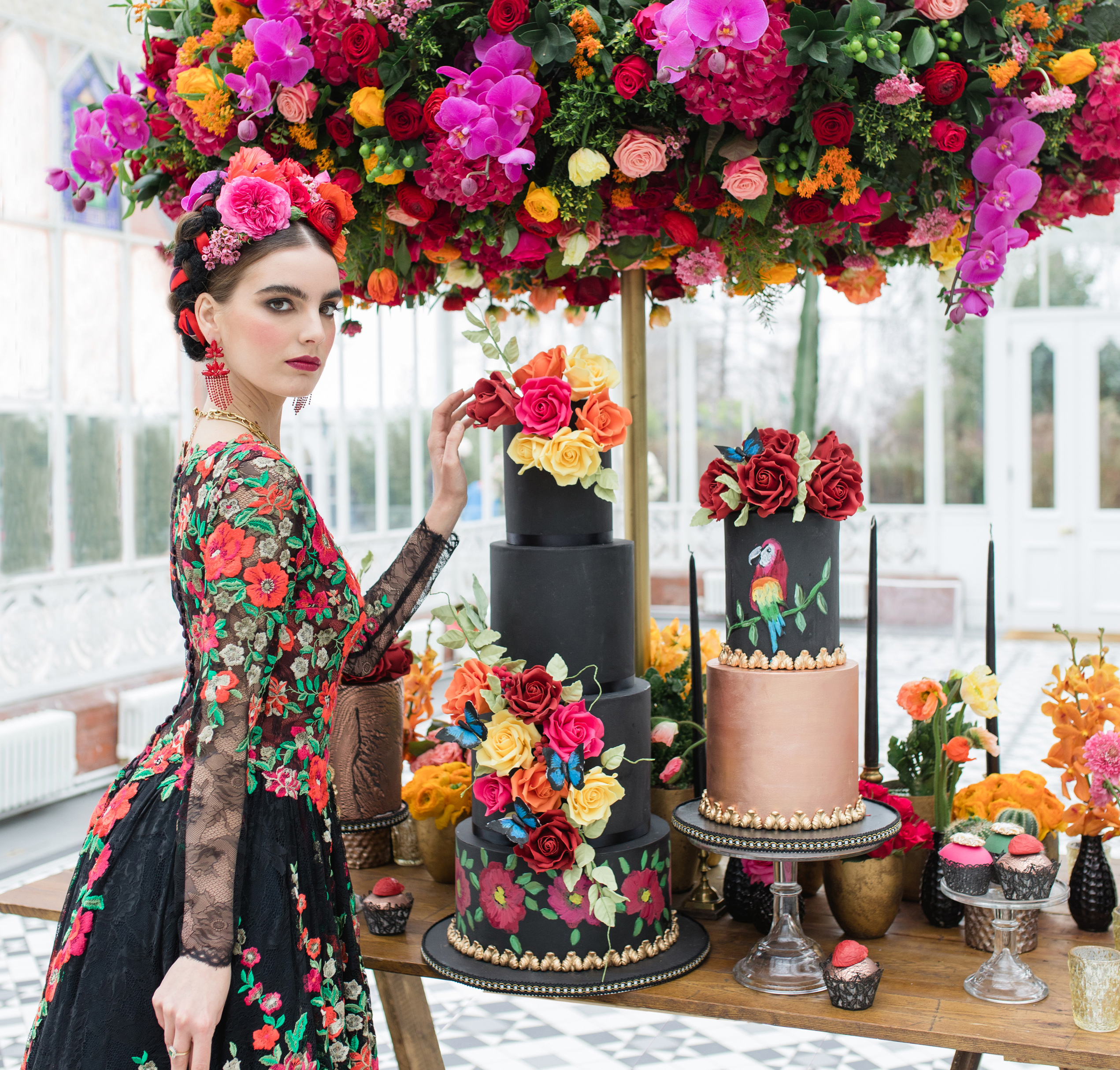 Story 2017 Wedding Trend Predictions: Top 10 Wedding Cake Trends Of 2019