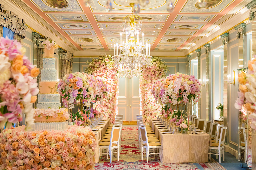 Karen Tran Royal Gala Dinner at the Lanesborough in London