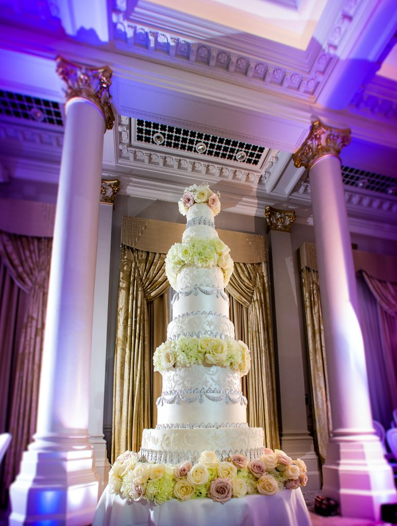 silver-and-white-baroque-cake-at-the-langham