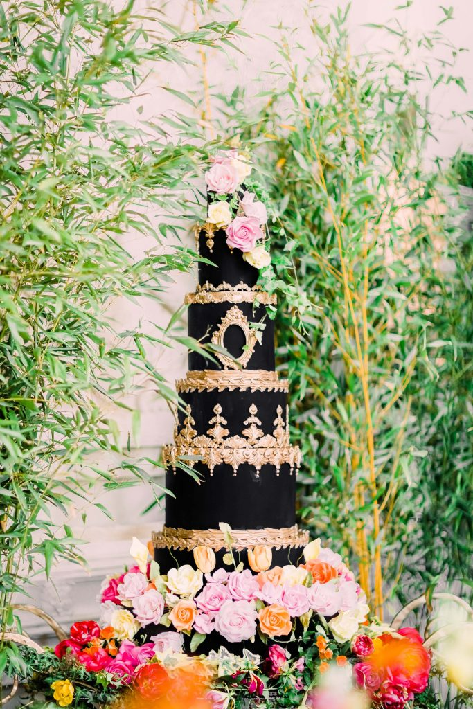 pride-black-baroque-cake-by-elizabethscakeemporium