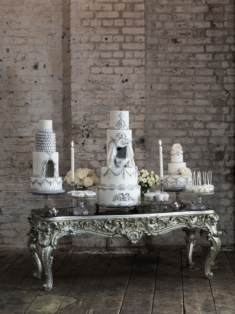 silver_white_and_silver_cake_table